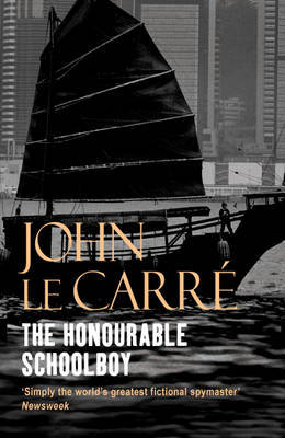 The Honourable Schoolboy by John Le Carre image