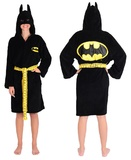 DC Comics - Batgirl Fleece Bathrobe