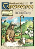 Carcassonne: Hills & Sheep - Expansion