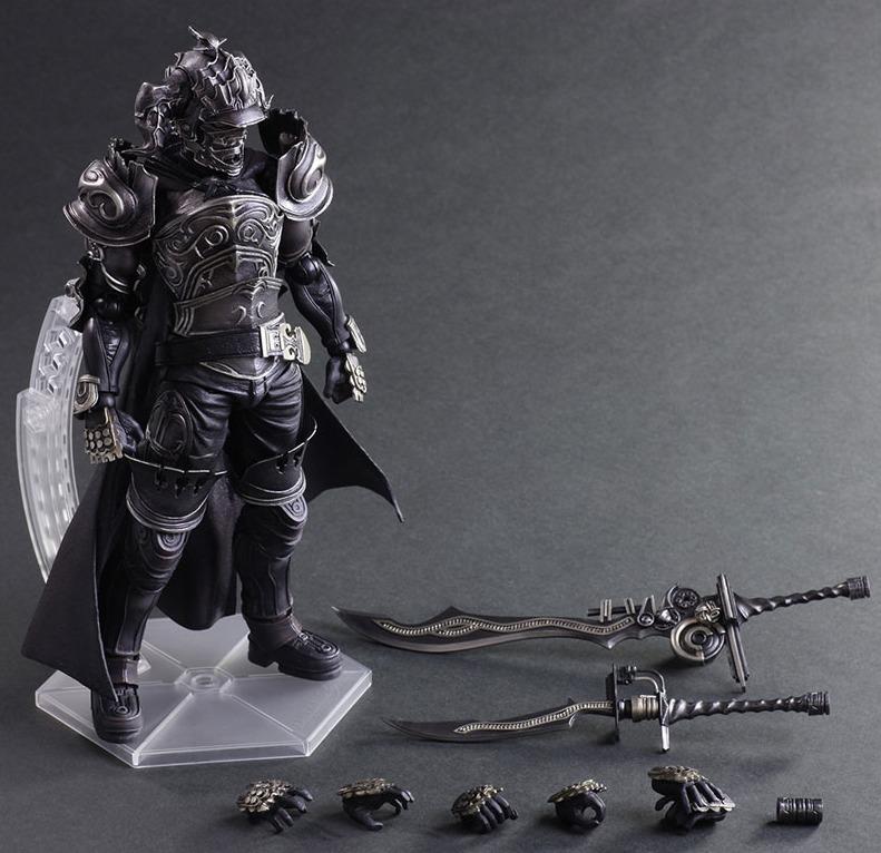 Final Fantasy: Gabranth - Play Arts Kai Figure image