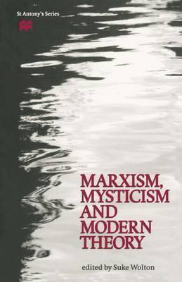 Marxism, Mysticism and Modern Theory by Suke Wolton image