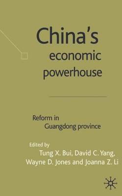 China's Economic Powerhouse