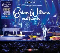 Brian Wilson And Friends (CD+DVD) by Brian Wilson