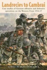 Landrecies to Cambrai image