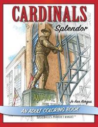 Cardinals Splendor by Jo Ann Kargus