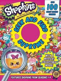 Shopkins: Seek and Find Supreme by Buzzpop