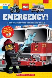 Emergency! (Lego Nonfiction) by Penelope Arlon