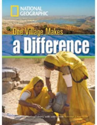 One Village Makes a Difference by Rob Waring image