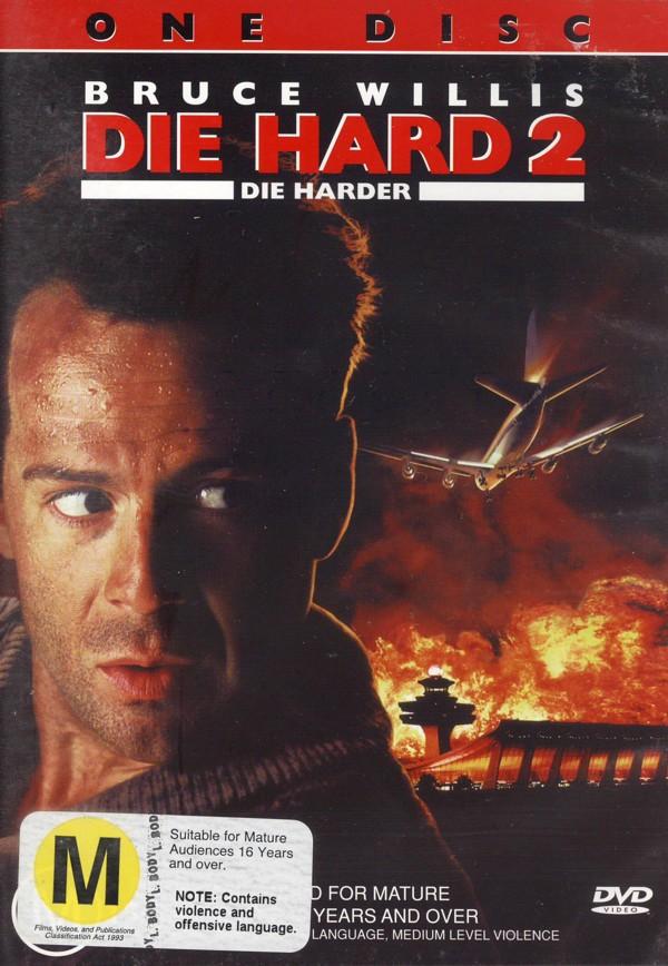 Die Hard 2 on DVD image