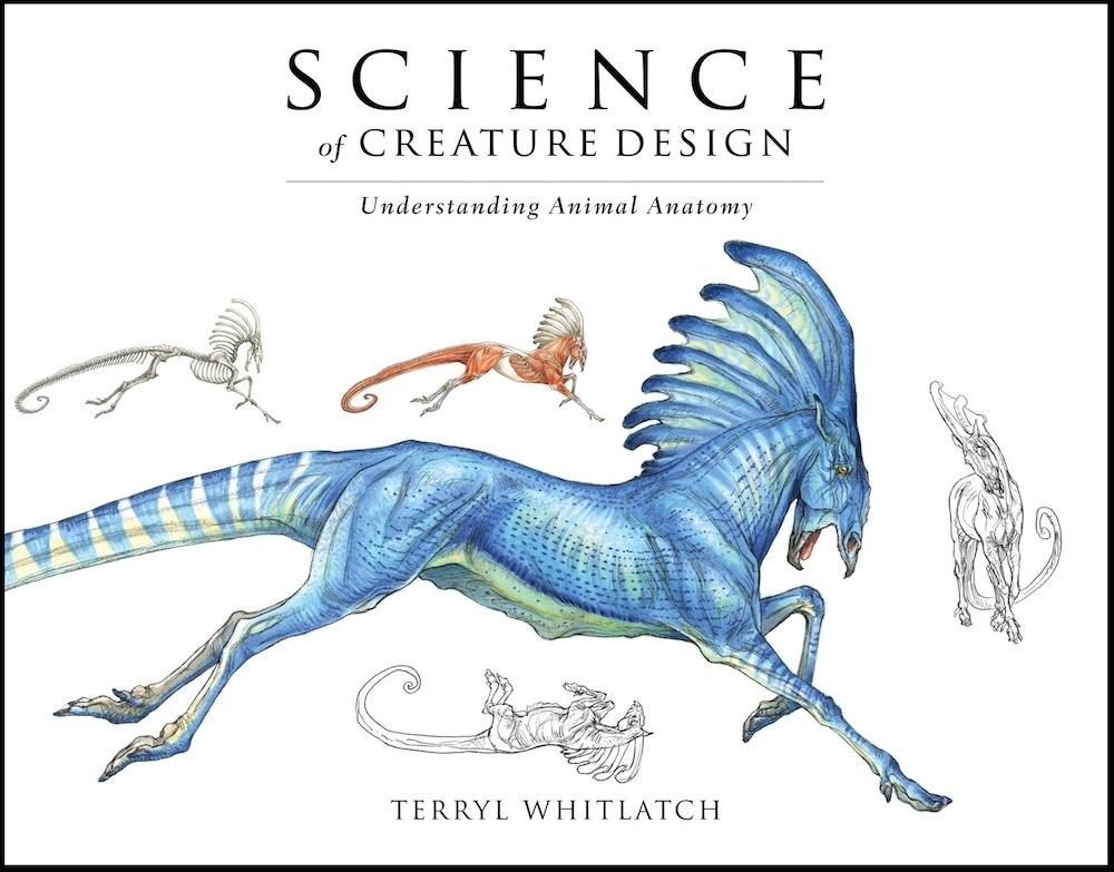understanding animal anatomy Science of Creature Design