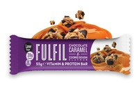 Fulfil Protein Bars - Chocolate Caramel & Cookie Dough (Single)
