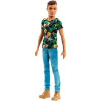 Barbie: Fashionistas Ken Doll (Tropical Vibes) image