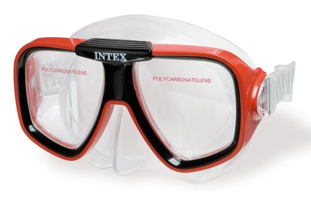Intex: Reef Rider - Swim Mask (Red)