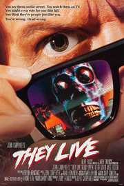 They Live on DVD