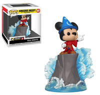 Disney: Sorcerer Mickey - Pop! Movie Moment Figure image