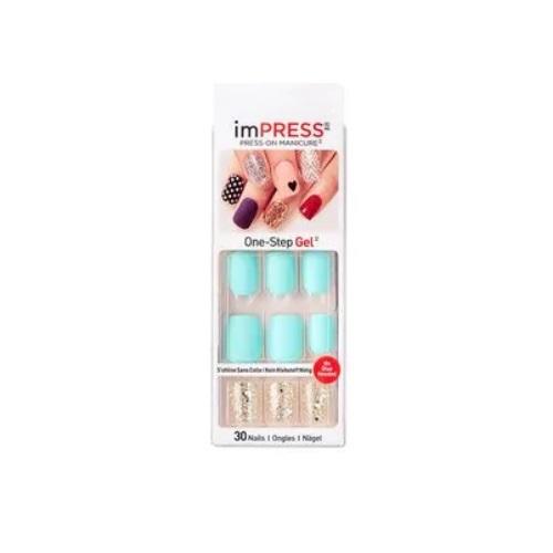 imPRESS Press-on Manicure - Bells & Whistles