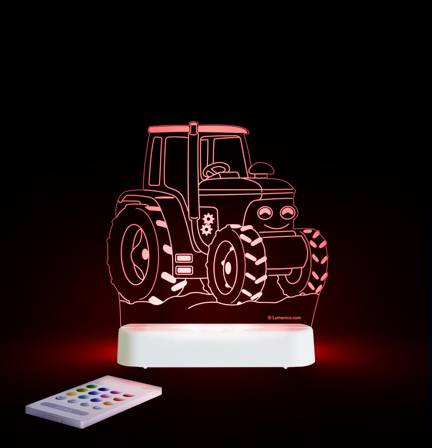 Aloka: Night Light - Tractor image