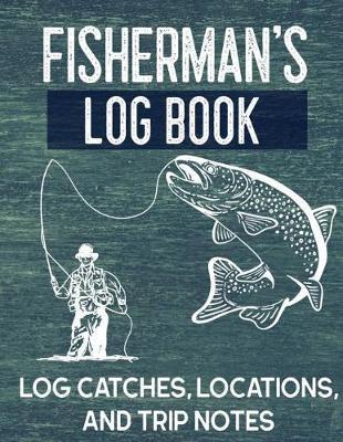 Fisherman's Log Book by Christina Romero