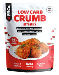 PBCo: Low Carb Crumb - Hot & Spicy