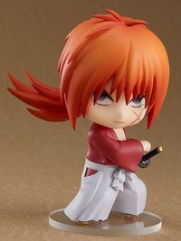Rurouni Kenshin: Kenshin Himura - Nendoroid Figure