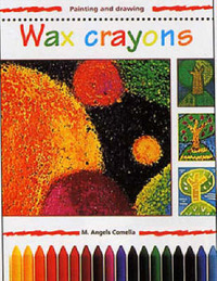 Wax Crayons by M.A. Comella image