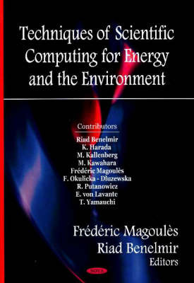 Techniques of Scientific Computing for the Energy & Environment image
