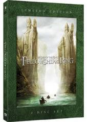 Lord Of The Rings, The - The Fellowship Of The Ring: Limited Edition (2 Disc Set) on DVD