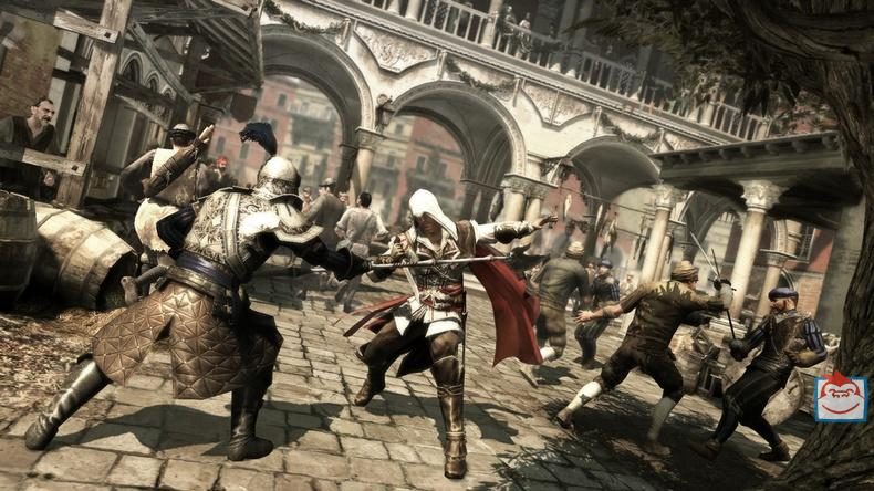 Assassin's Creed II - White Collector's Edition for PC Games image