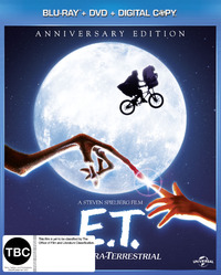 E.T. - The Extra-Terrestrial: Special Edition on Blu-ray