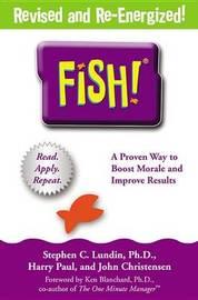 Fish by Stephen C Lundin