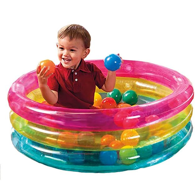 Intex: Classic 3-ring Baby Ball Pit