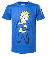 Fallout 4 Vault Boy Crossed Arms T-Shirt (Medium)
