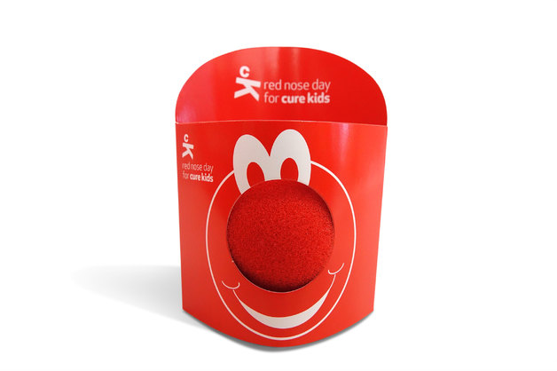 Cure Kids Red Nose