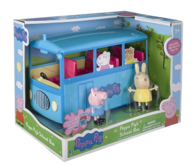 Peppa Pig: Peppa's School Bus