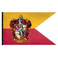 Harry Potter - Gryffindor Outdoor Flag image