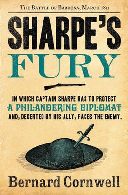 Sharpe's Fury by Bernard Cornwell image