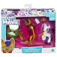 My Little Pony: Pony Friends - Rarity & Capper Dapperpaws - Friendship Pack