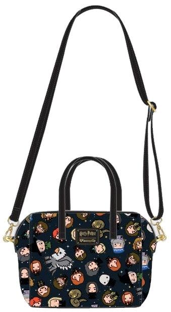 Loungefly: Harry Potter - Chibi Print Duffle Bag image
