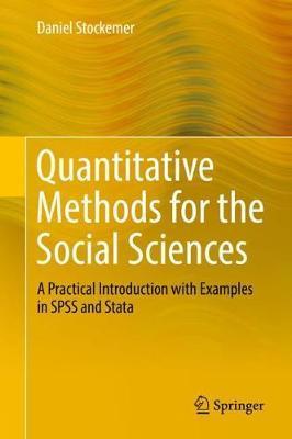 Quantitative Methods for the Social Sciences by Daniel Stockemer