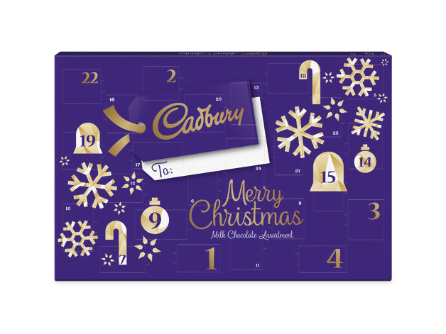 Cadbury Advent Calendar (200g)