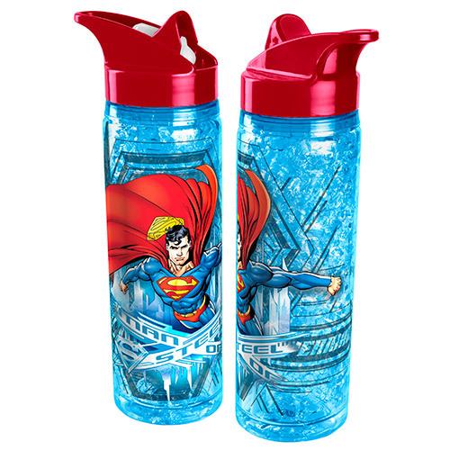 DC Comics: Ezy Freeze Bottle - Superman
