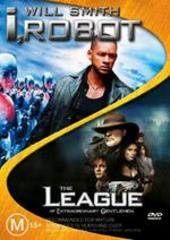 I, Robot/League Of Extraordinary Gentlemen (Double Feature) (2 Disc Set) on DVD