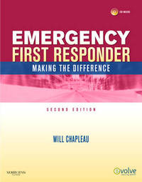 Emergency First Responder: Making the Difference by Peter T. Pons image