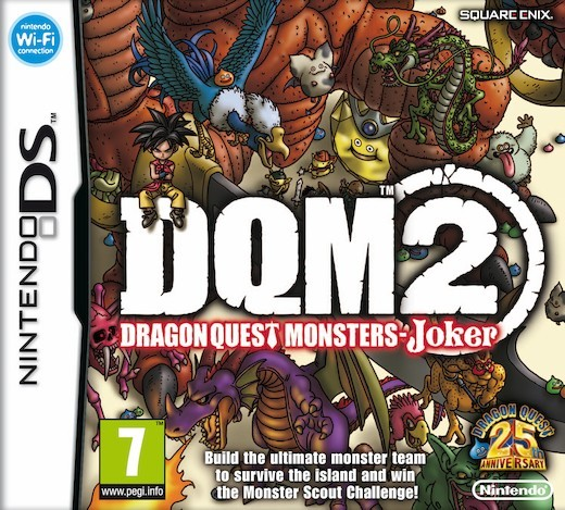 Dragon Quest Monsters: Joker 2 for Nintendo DS image