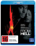 From Hell on Blu-ray