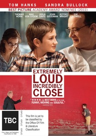 Extremely Loud & Incredibly Close on DVD