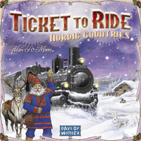Ticket to Ride: Nordic Countries image