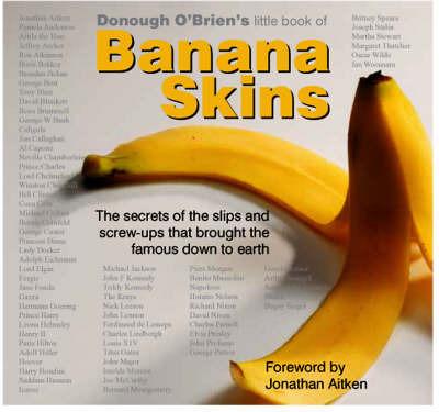 Banana Skins by Donough O'Brien