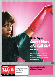 Secret Diary of a Call Girl - Season 3 on DVD