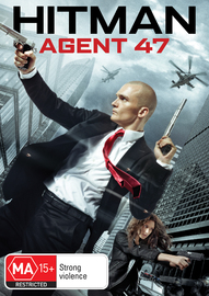 Hitman: Agent 47 on DVD